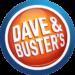 Dave & Busters Logo EAFL Sponsor